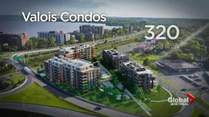 Valois Village condo project gets mixed reviews