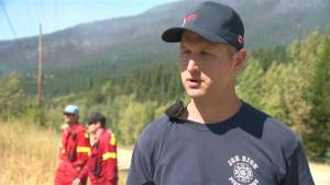 The latest on the wildfire east of Kelowna
