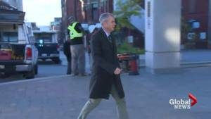 Dennis Oland sentenced to life in prison for murder of father Richard
