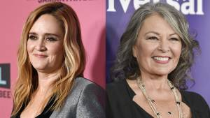 Celebs compare controversial jokes from Samantha Bee, Roseanne