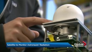 Canadian students create satellite with goal to help astronauts stay healthy