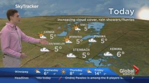 Temperatures expected to warm up this week (01:30)