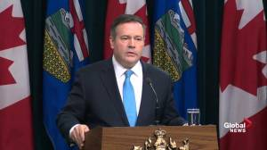 Jason Kenney commends Premier Notley's announcement of oil production cuts