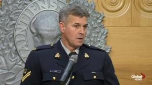 Cpl. Rob King provides update on 6-year-olds condition