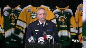 RCMP confirm driver of semi-truck involved in Humboldt crash released
