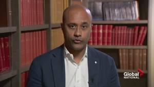 Neurosurgeon Dr. Sunit Das explains Gord Downie cancer diagnosis