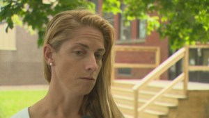 Raw video: Moncton Mountie who worked with fallen officers
