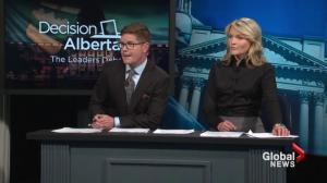 Leaders debate education cuts