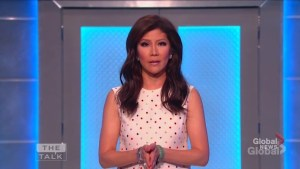 Julie Chen formally says goodbye to 'The Talk'