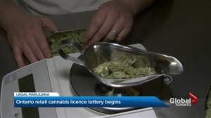 Ontario's cannabis storefront lottery now open