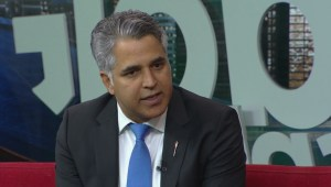 Minister Irfan Sabir discusses 2019 changes to Assured Income for the Severely Handicapped (AISH)