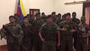 Venezuela crushes military rebellion