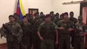Venezuela crushes troops rebellion
