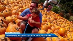 Father says he will have to pay thousands for autism therapy