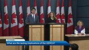 What are the lasting implications of USMCA?