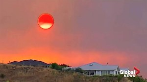 700 evacuated from New Zealand town as wildfire threatens