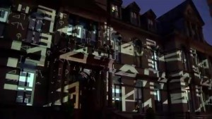 Halifax nightly exhibition features light art