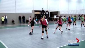 Edmonton hosting major volleyball tournament