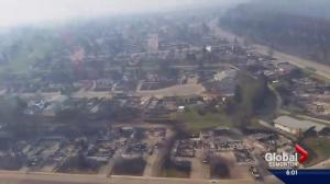 Fort McMurray wildfire reaches 156,000 hectares in size