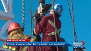 Alberta orders oil production cut to deal with price differential