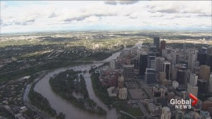 Calgary mayor marks 5 years since devastating floods