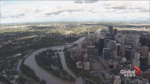 Calgary mayor marks 5 years since devastating floods