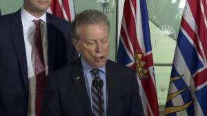'Our job is to defend B.C.'s economic interest': NDP government