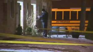 Two teens shot hours apart in Toronto (01:46)