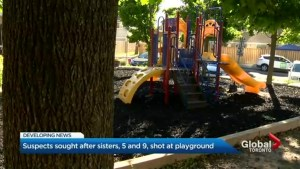 2 girls recovering in hospital while community reels after shooting at Scarborough playground