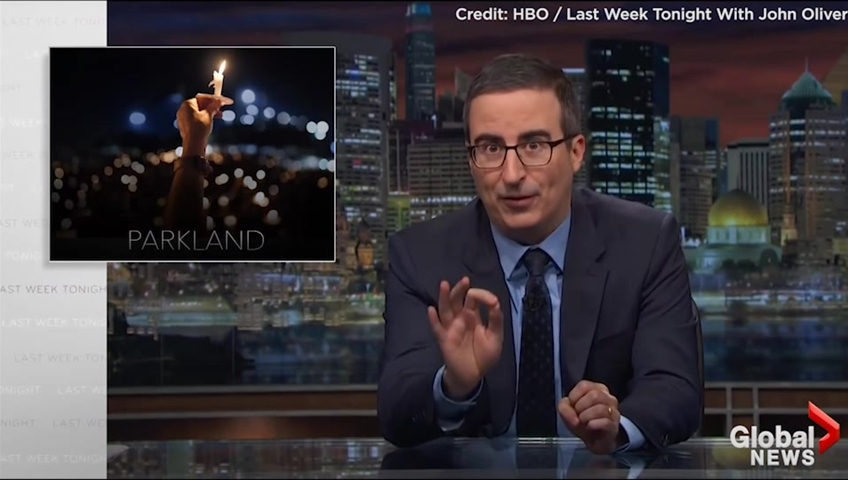 John Oliver obliterates Donald Trump in Last Week Tonight return