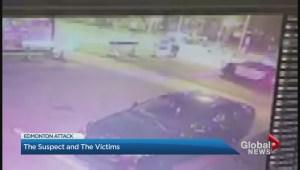 Suspect arrested in Edmonton terror attack