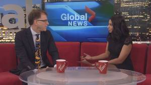 B.C. Health Minister Adrian Dix responds to comments on seniors services