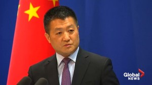 China formally arrests detained Canadians on state secret charges