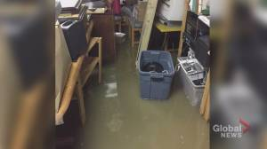 Siksika Chief fears overland flooding will only get worse