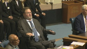 Filibuster halts Manitoba Legislature Wednesday