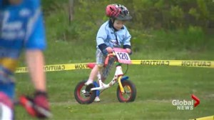 Young N.S. cyclists at highest risk of major trauma