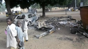 Boko Haram reportedly using child suicide bombers