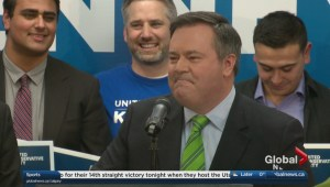 UCP Leader Jason Kenney ready to fight NDP