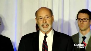 Midterm Elections: Tom Wolf tells voters 'let's get back to work'