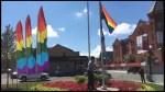 Peterborough Pride Week kicks off with flag raising
