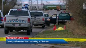 ASIRT investigates fatal officer-involved shooting in Gleichen