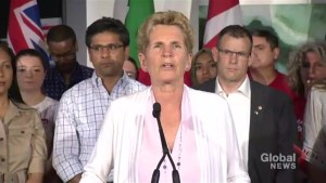 Ontario Premier Kathleen Wynne calls Trump a 'bully' over steel, aluminum tariffs on Canada