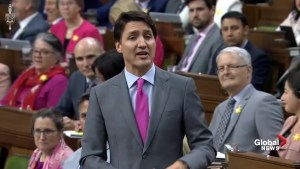 Trudeau swipes at NDP for repeated questions on SNC-Lavalin