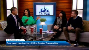 Celebrate Greater Toronto Day