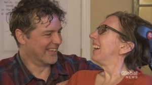 Halifax author with multiple sclerosis at a crossroads without help from Nova Scotia government