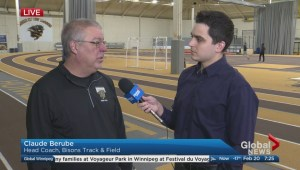 2018 Canada West Track and Field Championships @ University of Manitoba