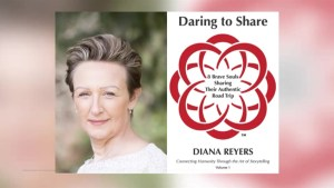 Author and human advocate Diana Reyers visits Global News Morning