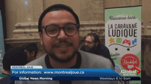 Global News Community Events: Montreal Joue