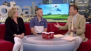 Freedom 55 Financial Open Golf Tournament