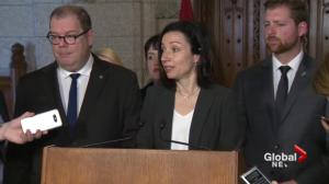 Ouellet's leadership style causes 7 Bloc Quebecois MPs to quit party